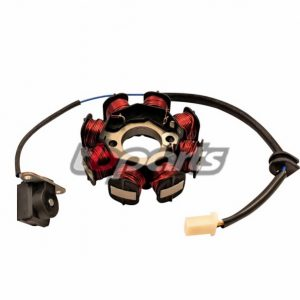 Stator Assembly - KLX/DRZ110 - TBW1359 - The Best Minimoto, Pitbike, Minibike Source - Factory Minibikes