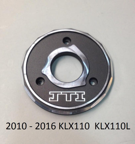 JTI Billet Ignition Cover - KLX110s & Z125 Pro - Factory Minibikes
