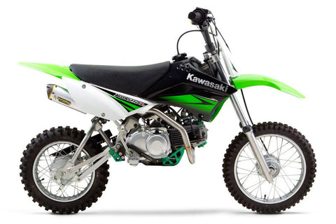 Two Bros M6 Full-System - Kawasaki KLX110/L/R (2002-2021) - The Best Minimoto, Pitbike, Minibike Source - Factory Minibikes