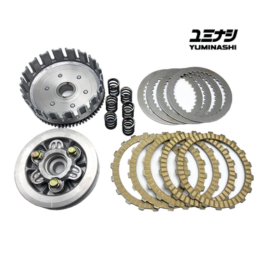 6 Spring - 5 Disc Upgraded Clutch Kit - CRF110 - The Best Minimoto, Pitbike, Minibike Source - Factory Minibikes