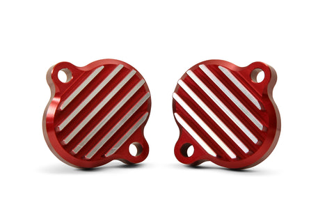 Pro Circuit Billet Tappet Covers - KLX110 - The Best Minimoto, Pitbike, Minibike Source - Factory Minibikes
