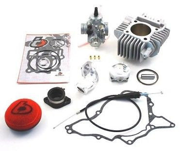 143cc Bore Kit & Mikuni VM26mm Carb Kit - KLX DRZ 110 143 - TBW0987 - The Best Minimoto, Pitbike, Minibike Source - Factory Minibikes