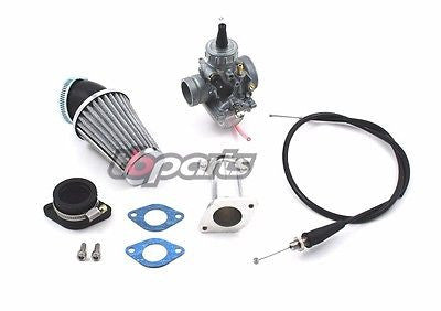 26mm Mikuni Carb Kit - Honda CRF100 XR100 TBW9062 - The Best Minimoto, Pitbike, Minibike Source - Factory Minibikes