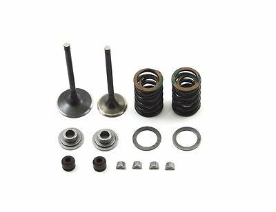 Valve Rebuild Kit - TB Parts V2 Head - EV8 SS - KLX110 KLX110L DRZ110 - TBW0886 - The Best Minimoto, Pitbike, Minibike Source - Factory Minibikes