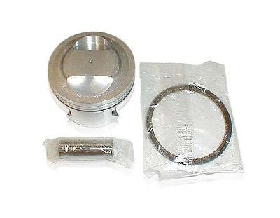 TB Parts 60mm Piston Kit - Kawasaki KLX110 Z125 DRZ110 - TBW0377 - The Best Minimoto, Pitbike, Minibike Source - Factory Minibikes