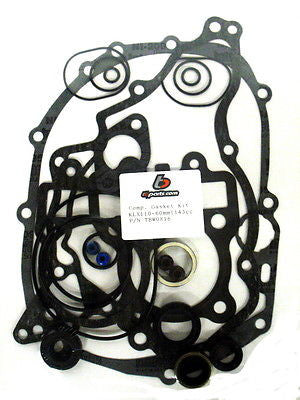 TB Parts Complete Gasket O-ring & Seal Kit - For 58-60mm Bore Kits - TBW0816 - Factory Minibikes