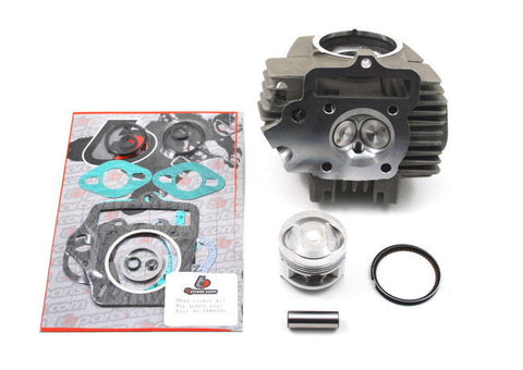 TB Parts Race Head Kit for 88cc or 108cc - Honda XR50/CRF50 XR CRF Z50 - TBW9005 - Factory Minibikes