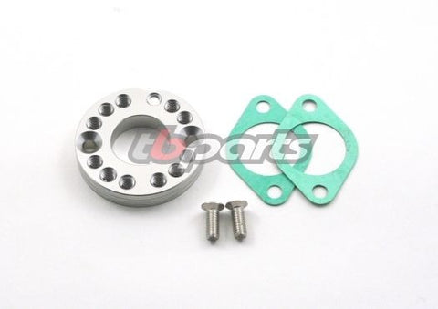 12-Way Rotating Intake Spacer 26mm ID TBparts Pitbike Honda ATC 70 Z 50 TBW1020 - The Best Minimoto, Pitbike, Minibike Source - Factory Minibikes