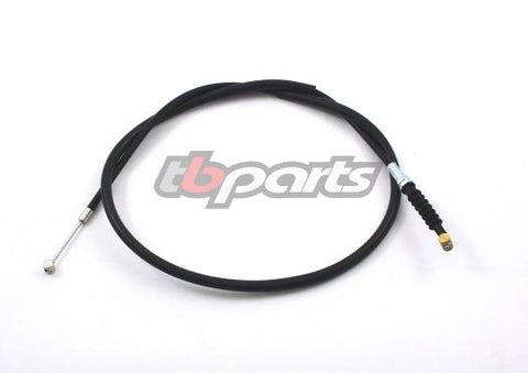 "+5"" Extended Front Brake Cable for Tall Bars - TBW0791 - The Best Minimoto, Pitbike, Minibike Source - Factory Minibikes"