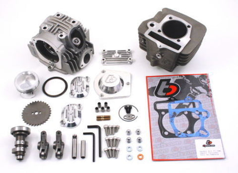 146cc Roller Rocker Race Head V2 Big Bore Kit China 120 & 125cc Engines TBW9127 - Factory Minibikes