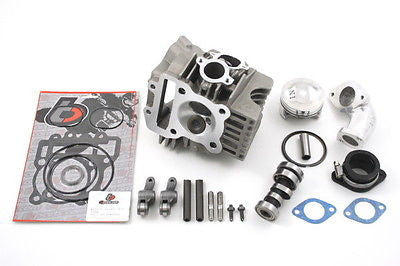 TB Parts 143cc 60mm Race Head V2 Upgrade Kit - Kawasaki KLX 110 DRZ - TBW9019 - The Best Minimoto, Pitbike, Minibike Source - Factory Minibikes