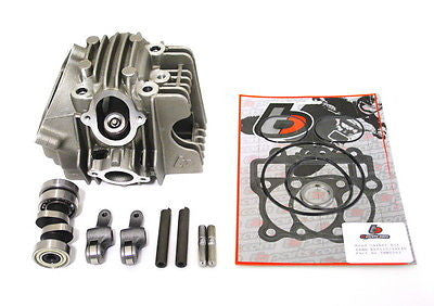TB Parts V2 Race Head Upgrade Kit - Kawasaki KLX 110 165 177 DRZ - TBW9034 - The Best Minimoto, Pitbike, Minibike Source - Factory Minibikes