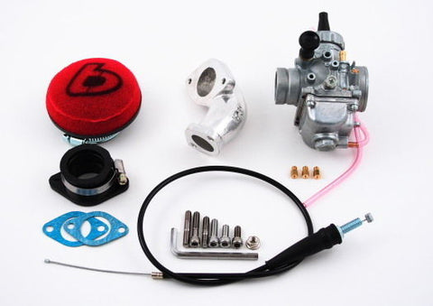 Mikuni VM26 Carburetor Kit for Race Heads or Ported Stock Head - TBW0991 - The Best Minimoto, Pitbike, Minibike Source - Factory Minibikes