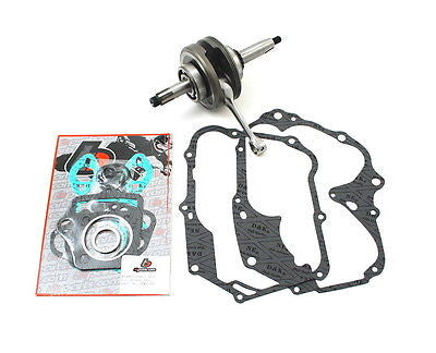 108cc Stroker Bore Kit #1 - TB Parts - TBW0966 - '88-11 Honda CRF XR Z 50 and 70 - The Best Minimoto, Pitbike, Minibike Source - Factory Minibikes