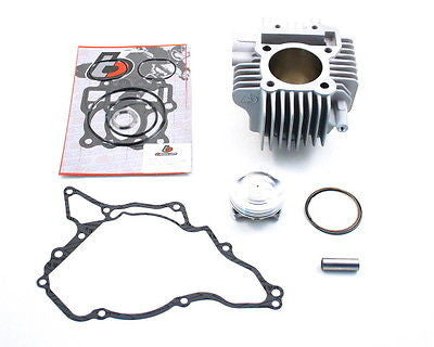 143cc 60mm Big Bore Kit - TBW0986 - Kawasaki KLX 110 110L 143 155 DRZ - The Best Minimoto, Pitbike, Minibike Source - Factory Minibikes