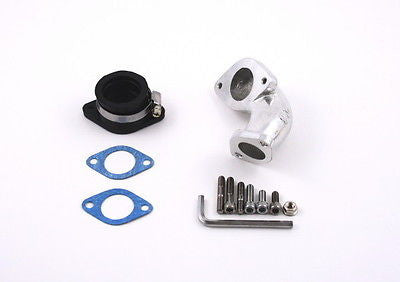 Race Heads or Ported Stock Head Intake Kit - TBW0362 - The Best Minimoto, Pitbike, Minibike Source - Factory Minibikes