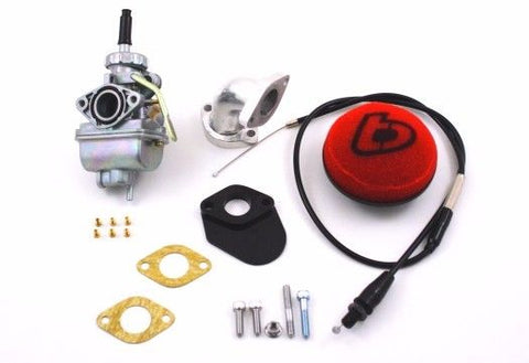 20mm Performance Carb Kit CRF110 - Stock Bore - TBW9142 - Factory Minibikes