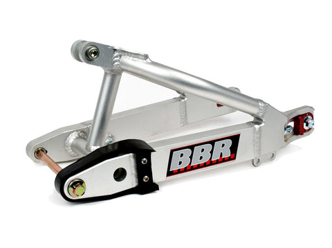 "BBR +2.5"" Super Stock Extended Swingarm - KLX110 & 110L - The Best Minimoto, Pitbike, Minibike Source - Factory Minibikes"