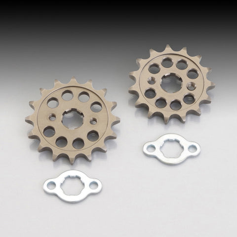 Kitaco Lightened Front Sprocket - 428 Chain Size - Honda Grom - The Best Minimoto, Pitbike, Minibike Source - Factory Minibikes