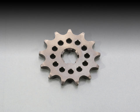 Kitaco Lightened Front Sprocket - KLX110 KLX110L Z125 - The Best Minimoto, Pitbike, Minibike Source - Factory Minibikes