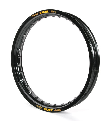 "Excel Takasago Rim - KCK412 - 10"" 28 Hole - Black - CRF50 XR50 - Factory Minibikes"