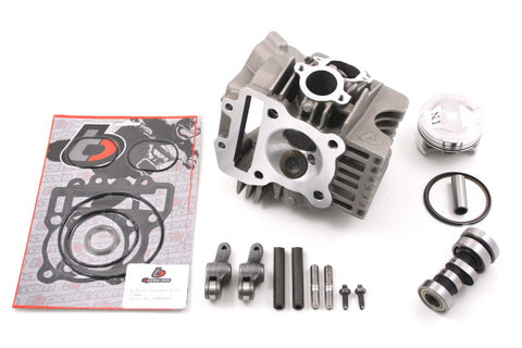 TB Parts Race Head V2 Upgrade Kit - GPX/YX150/160 - TBW9028 - The Best Minimoto, Pitbike, Minibike Source - Factory Minibikes