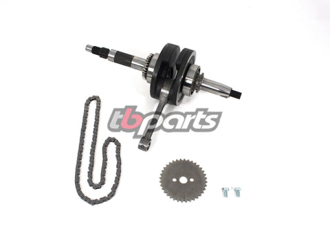 55mm Stroker Crank Kit - 2003-2009 Kawasaki KLX110 DRZ110 - TBW9182 - The Best Minimoto, Pitbike, Minibike Source - Factory Minibikes