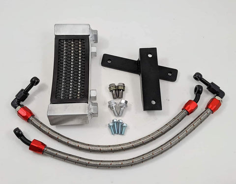 TB Parts Oil Cooler Kit - TBW1482 - The Best Minimoto, Pitbike, Minibike Source - Factory Minibikes