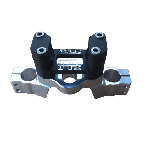 Upper Billet Triple Clamp - JTI Products - The Best Minimoto, Pitbike, Minibike Source - Factory Minibikes