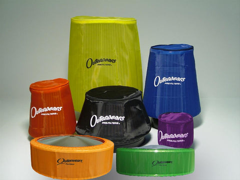 Outerwears Pre-Filters - Factory Minibikes
