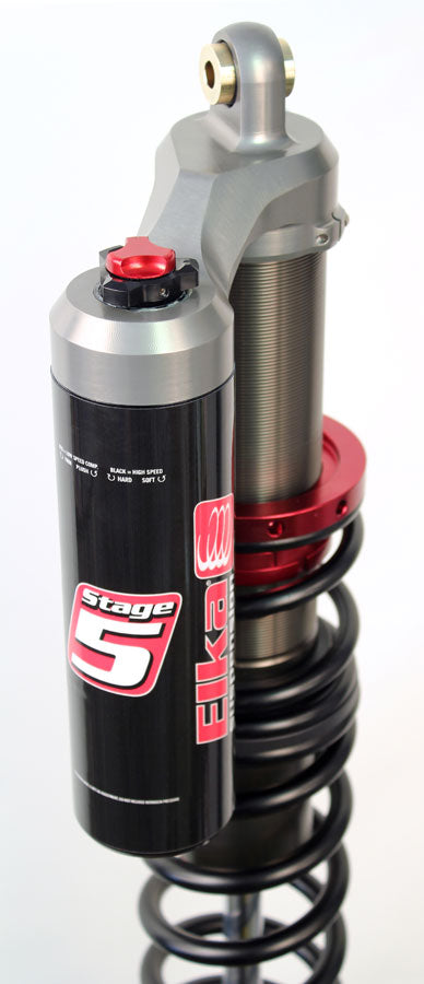 Elka Stage 5 Piggyback Shock - Fits CRF50 BBR Frames w/ MX Style Supercomp  or Super Pro