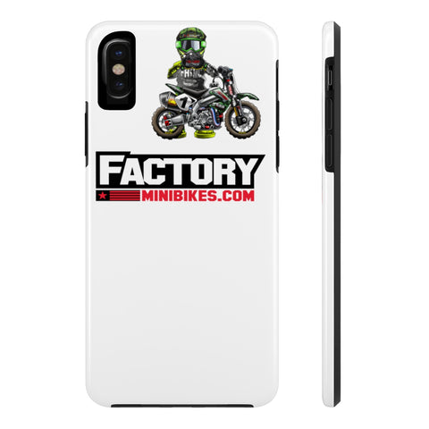 Factory Tough Phone Cases - The Best Minimoto, Pitbike, Minibike Source - Factory Minibikes