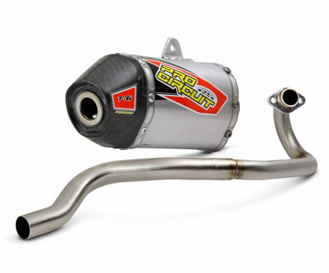 Pro Circuit T-6 Exhaust System - 2010-Current KLX110 & KLX110L - The Best Minimoto, Pitbike, Minibike Source - Factory Minibikes