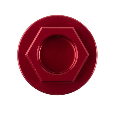 Oil Filler Plug Red - CRF110 - The Best Minimoto, Pitbike, Minibike Source - Factory Minibikes