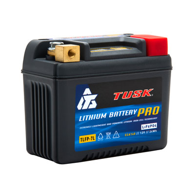 Tusk Lithium Pro Battery - The Best Minimoto, Pitbike, Minibike Source - Factory Minibikes