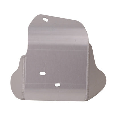 Ricochet Offroad Skid Plate Silver - 13-18 CRF110F - The Best Minimoto, Pitbike, Minibike Source - Factory Minibikes