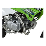 YOSHIMURA RS-2 STAINLESS/CARBON FULL SYSTEM KLX110 - Factory Minibikes