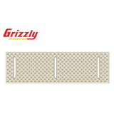 Grizzly G0781 Aluminum Fixture Tooling Plate