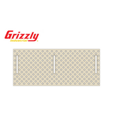Grizzly G8689 Aluminum Fixture Tooling Plate