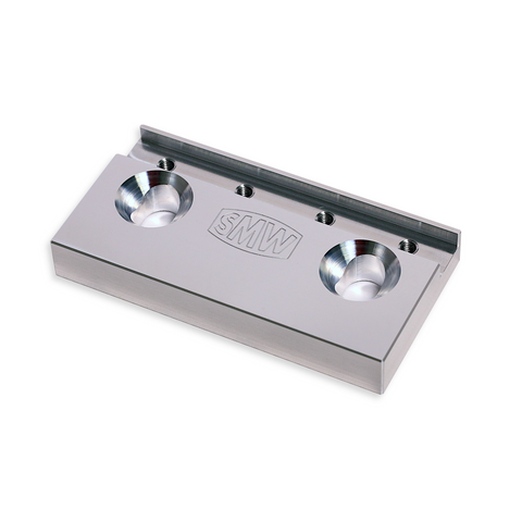 Modular Vise (Gen 2) Aluminum Top Jaw with Talon Rail