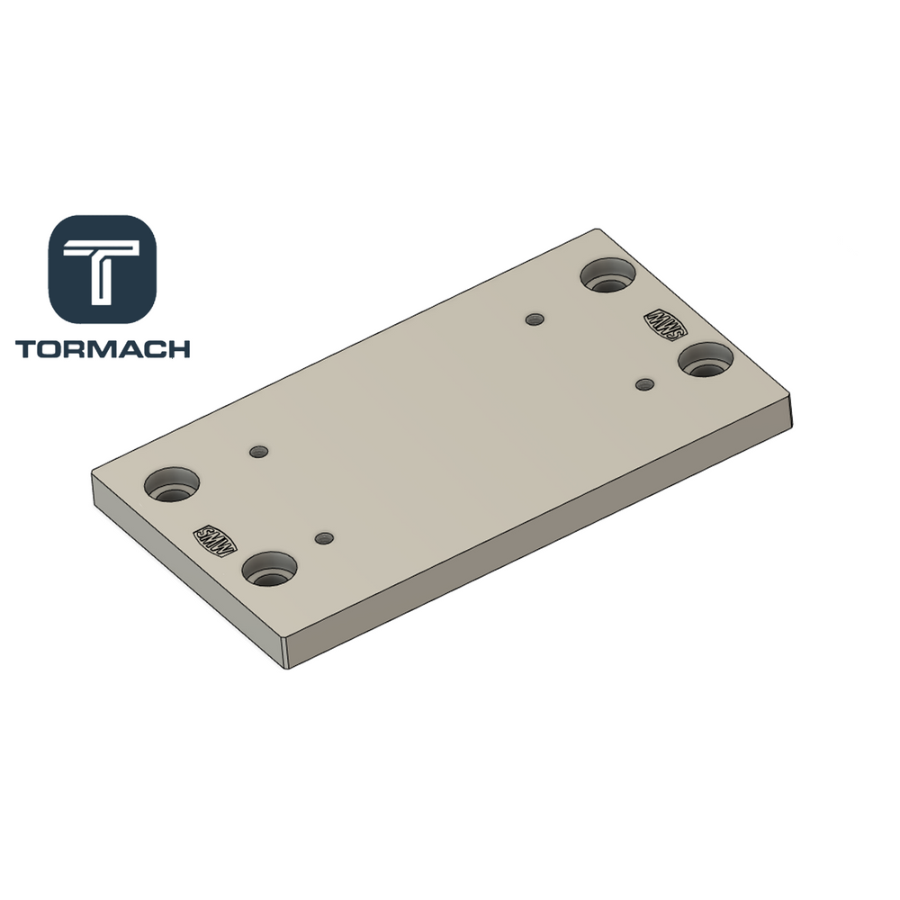 Tormach microARC 4th Axis Subplate