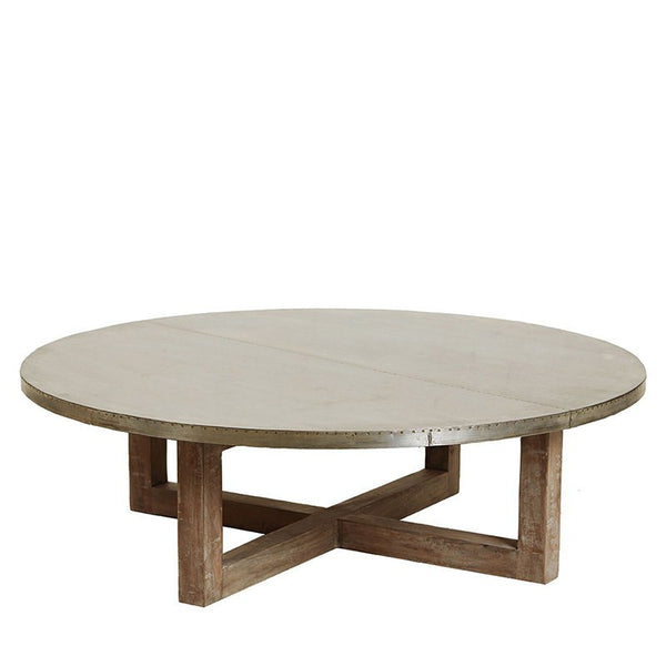 Argo Round Coffee Table