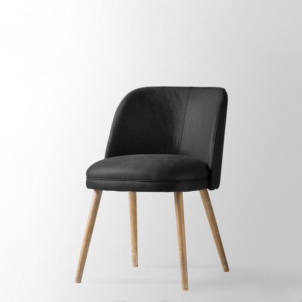 Doma Dining Chair - Leather