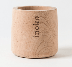 Inoko Timber Candle Vessel