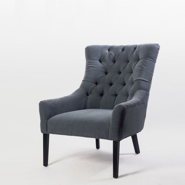 Mason Button Back Chair