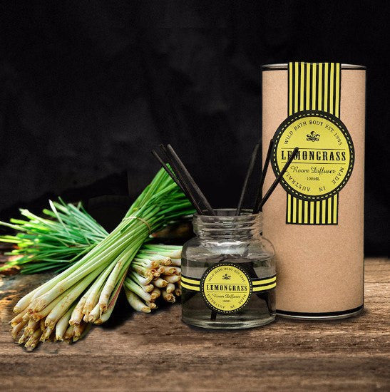 Wild Bath Body - Lemongrass Diffuser