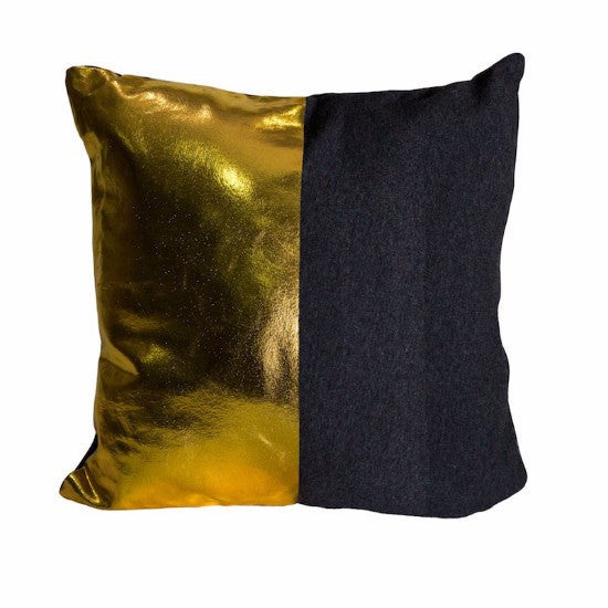 Black & Gold Cushion