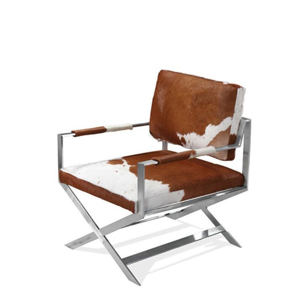 Director Chair - Cowhide