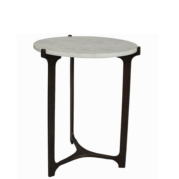 Imani Marble Side Table