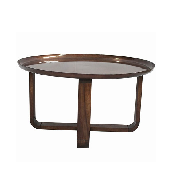 Thai Round Coffee Table